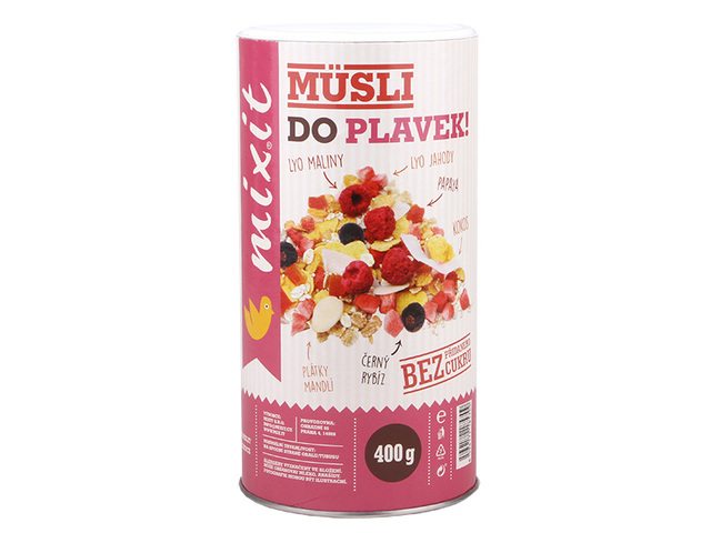 Do plavek - müsli, 400g, Mix it