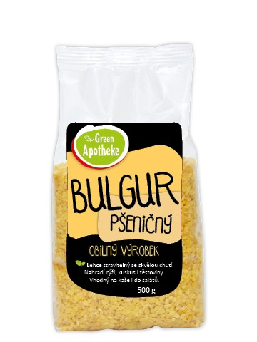 Bulgur medium, 500g, Apotheke