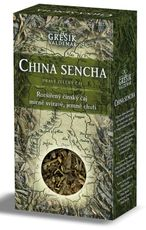 China Sencha - sypaný čaj, 70g