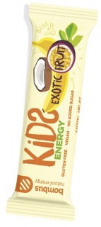 Bombus KIDS - exotic fruits 40g