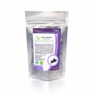 Acai Berry 100g, Naturalis