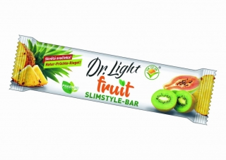 Ovocná tyčinka Dr. Light fruit - Slimstyle - bar, 30g