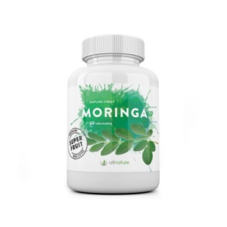 Moringa 60 tablet, Allnature
