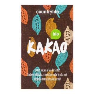 Kakao BIO, 150g, Country life