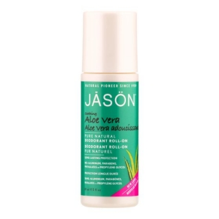 Deodorant roll-on Aloe vera, 89ml, Jason