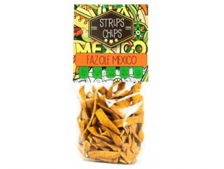 Strips chips - fazole mexico, 80g